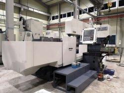 Fraisage vertical machine CNC machines Chuck Processus métal magnétique