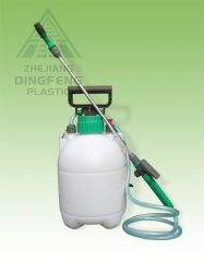 4L Hand Operated Plastic Air Presses Sprayer