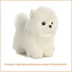 Soft Hairy peluche attrayant des jouets en peluche