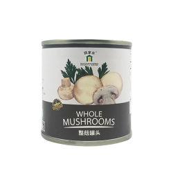 Fábrica chinesa Super Qualidade toda vegetais Mushroom Comida enlatada