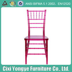 Chivari Chair/Chiavari Chair/Resin Chiavari Chair