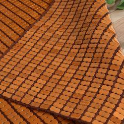 precio de fábrica el verano de bambú colchoneta plegable cama King Size