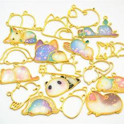최대 절전 모드 Alloy Frame Panda Cat Factory Direct Sales