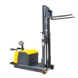 건전지 균형 세력 상승 깔판 포크리프트 기계를 수교하는 5000mm 소형 물자를 드는 1.5t 1500kg
