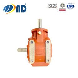 MULTIPLICATEUR de moteur à arbre à rapport de fusion EN fonte ND Italie pour Presse à balles rondes (B313)