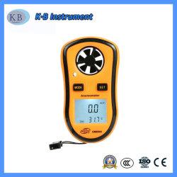 Commerce de gros de haute qualité Ordinateur de poche la girouette anémomètre GM8908 Anémomètre numérique