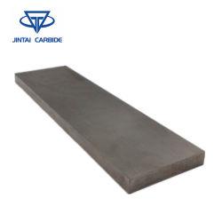 L'écrasement de sable de l'ISBC K10 K20 vierge de la plaque de carbure de tungstène