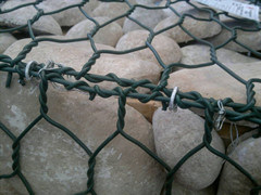 Gabion jaula para Rockfill Dam 80*100