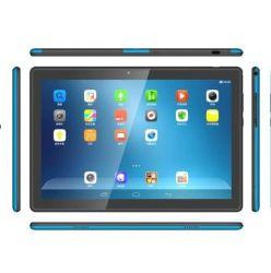 10.1 pulgadas Android Tablet PC 10.1 1280x800p pantalla IPS con doble ranura para tarjetas SIM