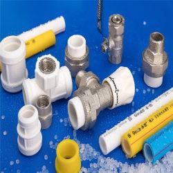 Долгий срок службы времени используйте PPR трубы фитинги с -0 14001 сертифицированных