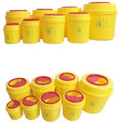 Fördernder Biohazard Kasten für Nadeln und scharfe Behälter-Spritze-Nadel-Beseitigung