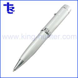 La penna del regalo dell'università ha modellato l'indicatore del laser della penna dell'azionamento dell'istantaneo del USB