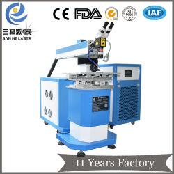 YAG Faser-Laser-Schweißer-Maschine für Edelstahl