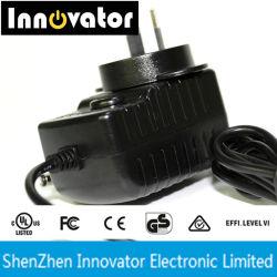 13,5 W Adaptador de energia intercambiáveis com o tipo de Plug-in para comutação
