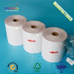 Qualidade elevada 57mm Caixa Registradora térmica do rolo de papel para impressão