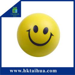 Gepersonaliseerde Promotie PU Foam Stress Reveriever Squeeze Toy Anti Stress Squishy ballen
