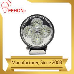 Прожекторы на крыше фары дальнего света 12Вт Светодиодные лампы рабочего освещения добычи полезных ископаемых для погрузчика