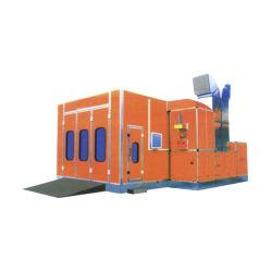 Einfach Auto-Lack-Raum-Spray-Stand-Möbel-Ofen-Backen-Wasser-Vorhang-Selbstfarbanstrich-Maschinen-heißen Verkauf installieren