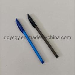 Suministros de oficina Papelería barato Bolígrafo de plástico con Eco rellenar