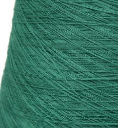 El algodón textil teñido ne30s/1 Tejer tejer hilo peinado cardado