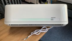 N° 1 en Europa R410A 24000BTU&refrigeración calefacción Split Pared Inverter acondicionador de aire acondicionado
