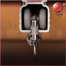 China Produkte / Lieferanten Farbe eloxiertes Aluminium Profil für Vorhang Schiene Schiene Schiene / Rohr Rohr/Rundrohr/Vierkantrohr