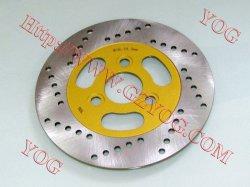 Yog MOTO MOTOCICLETA de piezas de un disco de freno delantero125 Pulsar Bajaj135 Pulsar180 Pulsar200ns CBF150 Cbx250