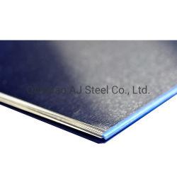 ASTM AISI walzte der 304 Pinsel-Edelstahl-Blatt-Platte kalt