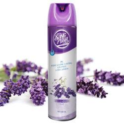 La fragancia de aerosoles spray limpiador de Aire Ambientador Spray Spray sala