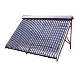 Non pression chauffe-eau solaire tuyaux Geyser solaire solaire solaire des tubes à vide du système solaire projet SOLAIRE panneau solaire fabricant