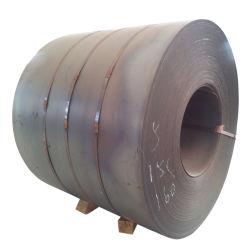 Dimensiones SS400 SAE 1006 SAE1008 HRC de acero de construcción metálica bobinas de acero laminado en caliente