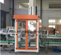 Fabricant Wd-Zx15 automatique type de machines d'emballage carton Grab pour bouteille de verre