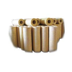 Materiale da costruzione dell'isolamento termico del tubo/tubo delle lana di scorie della roccia