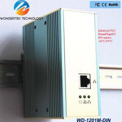WD-1201М-DIN-M12(T4/V3/D) DIN с программируемым логическим контроллером Ethernet Bridge для промышленных систем связи