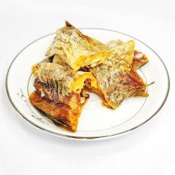 BBQ van de Snacks van de Kat van het Voedsel voor huisdieren van Europa van Tdh Standaard Heerlijke Natuurlijke Kabeljauw Van uitstekende kwaliteit Pieces3