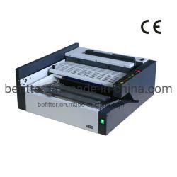 Livro de desktop sem fio encadernação cola termofusível quente com o preço da máquina