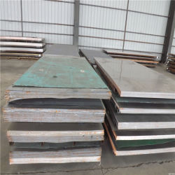 ASTM A36/Ss400/Q235B High-Strength Black Carbon Hot Rolled Steel Plate for Building