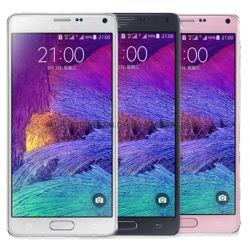 Original Sumsung rénové Téléphone mobile pour la Note 4