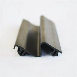 Perfil de extrusión de la puerta de las juntas de caucho EPDM tiras de goma