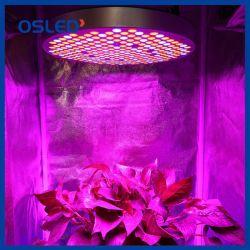LEDのプラントは、屋内プラントVegのための調節可能なロープ、完全なスペクトルのプラントライトおよび花が付いている温度計の湿気のモニタと、軽く育つ