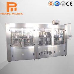 Fizzy boisson tonique/eau/bicarbonate de machine de remplissage/Production pour la vente au prix de ligne Zhangjiagang