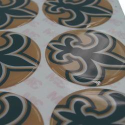 Наклейка эпоксидного клея для украшения с высоким качеством наружного зеркала заднего вида