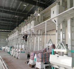 120-150 tonnes par jour usine de transformation alimentaire Le grain de la machine