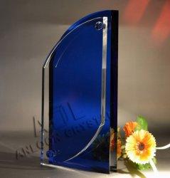 Trofeo e premi di cristallo, mestieri di vetro dei regali della Cina