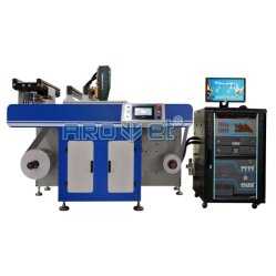 DID UV Industrial Large Format digitale inkjetprinter QR-code Label Printing machine met CE-goedkeuring