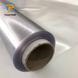 0,13 мм 0,15 мм Super Clear мягкий пластиковый ПВХ упаковка рулона пленки ПВХ