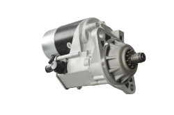 موتور بادئ الحركة 1811003070 1811003240 24 فولت 11 طن 4,5 كيلووات لإيسوزو 6he1 6 ساعات و1