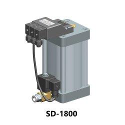 Modello astuto SD1800 dello scolo di Aria-Perdita della valvola di scarico della presa dell'aria dello scolo automatico condensato zero di Comoressor