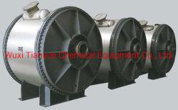 Scambiatore di calore a spirale staccabile personalizzato dell'acciaio inossidabile
