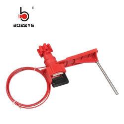 ナイロンおよびステンレス鋼の弁(BD-F35)のためのユニバーサル安全弁のロックアウト